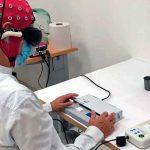 salud, ciencia, hombre ciego, vista, recuperacion