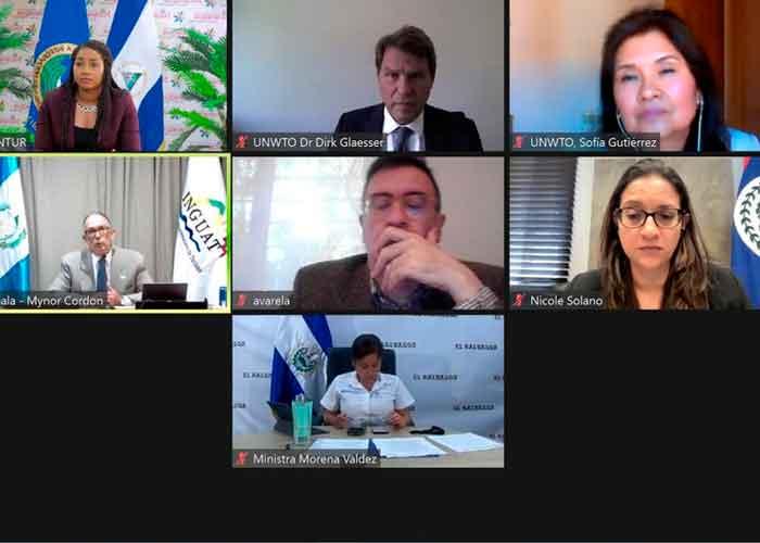 nicaragua, intur, reunion, consejo centroamericano, turismo