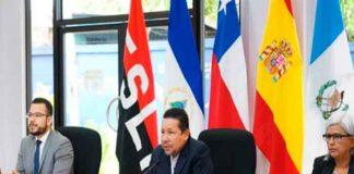 nicaragua, mined, panel virtual, especialistas, protagonistas