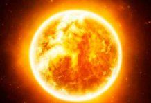 ciencia, sol, estudio, cientificos, viento solar