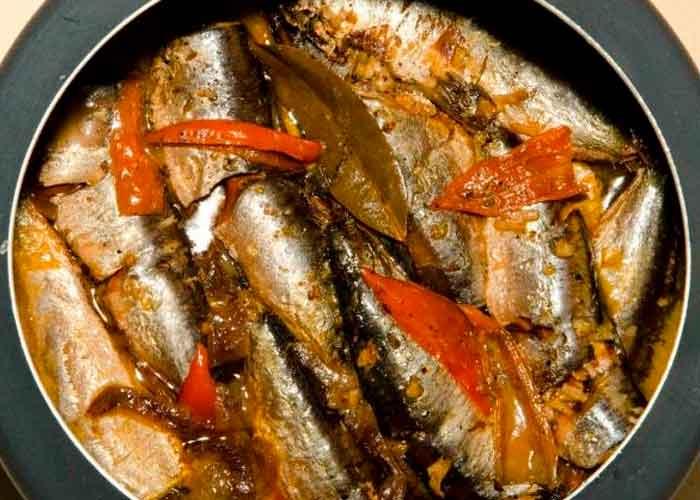 salud, sardinas, estudio, prevención, diabetes tipo 2
