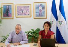 nicaragua, reunion, cancilleria, apostilla electronica, seguridad tecnologica