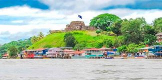 nicaragua, gobierno, empresa portuaria nacional, dragado, rio san juan