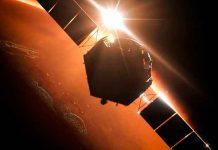 ciencia, china, marte, sonda tianwe1, robot