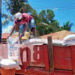 nicaragua, Bilwi, merienda escolar, costa caribe, paquetes alimenticios,