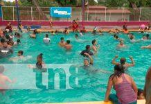 nicaragua, managua, familias, balnearios,