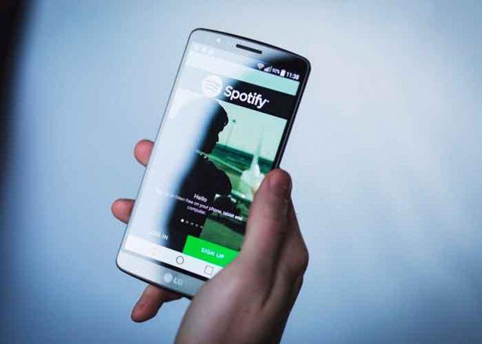 tecnologia, spotify, nueva funcion, transcripcion, podcast