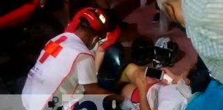 nicaragua, Carazo, accidente de tránsito, lesionado,