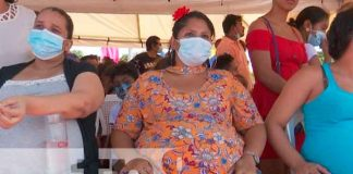 nicaragua, managua, puerto salvador allende, madre panza,