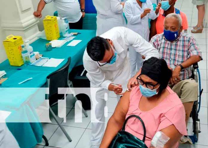 nicaragua, ministerio de salud, covid-19, informe, salud