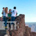 nicaragua, masaya, volcan, turismo, familias,
