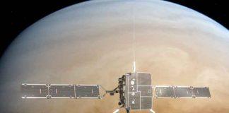 ciencia, venus, sonda parker, descubrimiento, emision de radio natural