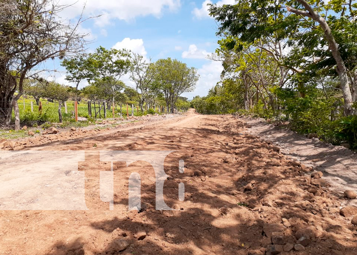 nicaragua, juigalpa, san diego, camino productivo,