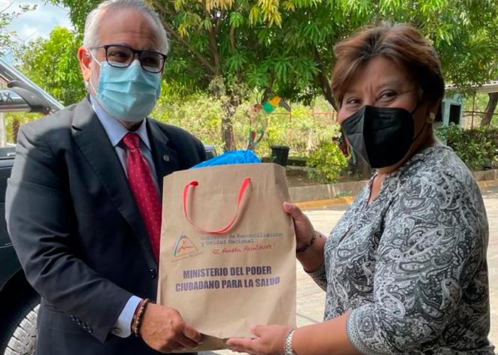 nicaragua, asociación de Estados del Caribe, minsa,