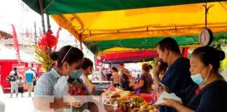 nicaragua, ocotal, feria, dia de la madre,