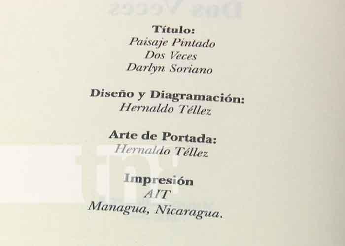 nicaragua, inc, presentacion, libro, poesia, cultura, tradicion,