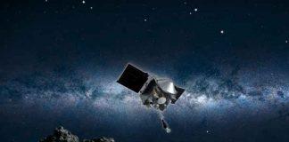 ciencia, espacio, osiris rex, nasa, regreso a tierra