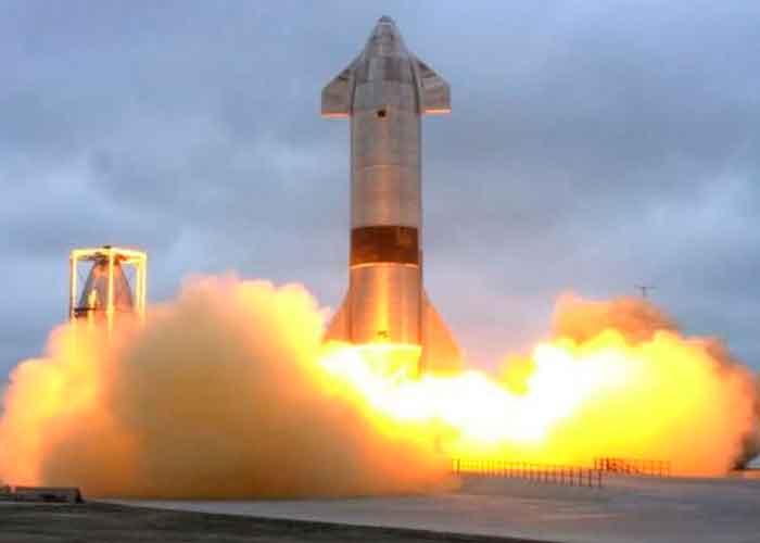 ciencia, spacex, nuevos cohetes, vuelo, prueba