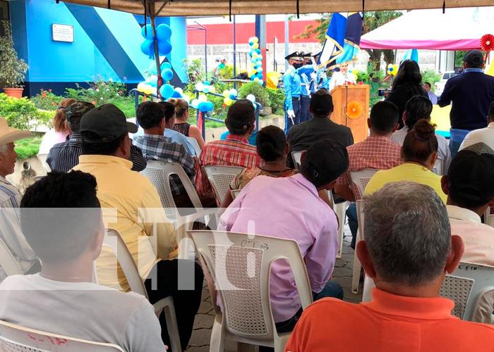 nicaragua, jalapa, kiosko tecnológico,