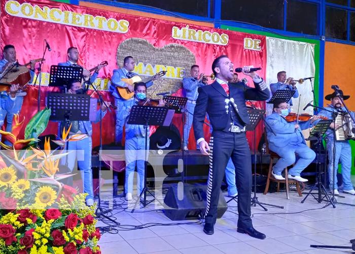 nicaragua, jinotega, concierto, mariachi, Fundación INCANTO,