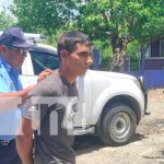 nicaragua, juigalpa, captura, droga, detenido,