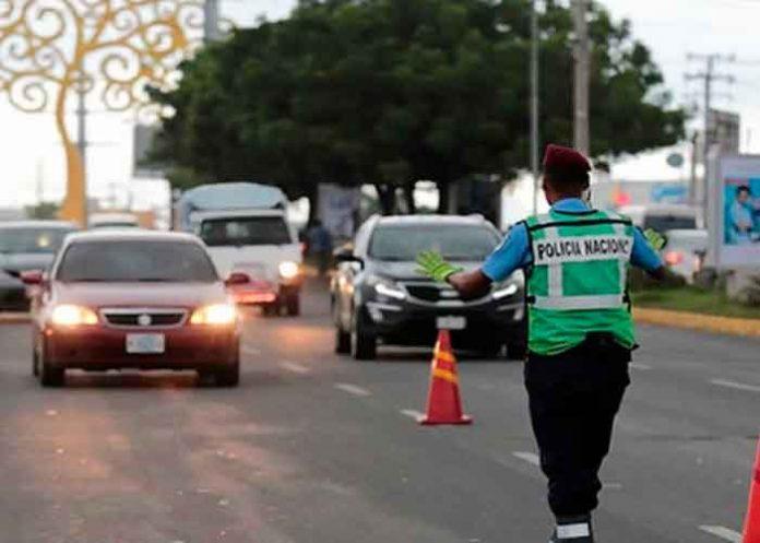 nicaragua, policia nacional, accidente de transito, fallecidos, investigaciones