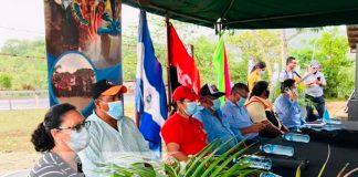 nicaragua, muy muy, Matagalpa, comunidad el chaparral, obras de agua y saneamiento,