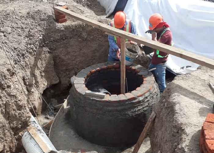 nicaragua, enacal, rivas, saneamiento, obras
