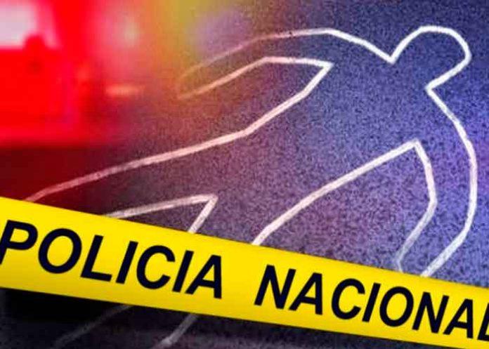 nicaragua, matagalpa, muerte homicida, policia nacional, captura