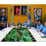 nicaragua, reunion, sica, crimer organizado, informes