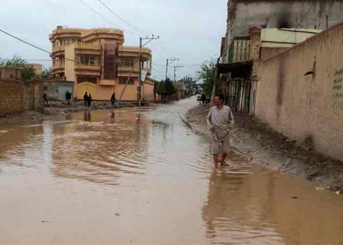 afganistan , muertes, inundaciones, lluvias,