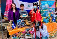 nicaragua, rusia, festival, planeta yugo zapad, participantes