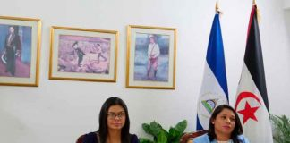 nicaragua, reunion, ministerio de la mujer, participacion, asuntos sociales