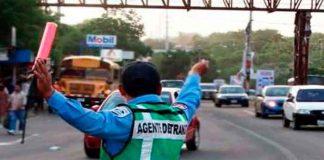 nicaragua, accidentes de transito, fallecidos, policia nacional