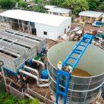 nicaragua, enacal, agua potable, mejoramiento, san juan del sur