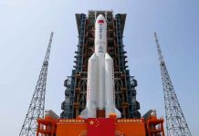 ciencia, cohete chino, planeta tierra, seguimiento, riesgo