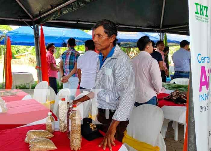 nicaragua, juigalpa, Certamen Nacional de Agroinnovación, inta,