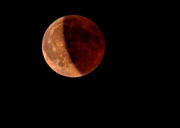ciencia, eclipse lunar total, duracion, observacion, espectaculo