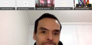 nicaragua, mined, gobierno, foro virtual, participantes