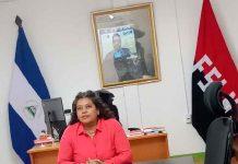 nicaragua, marena, reunion, comision centroamericana, cambio climatico