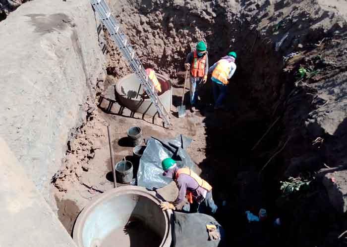 nicaragua, enacal, ometepe, obras, saneamiento