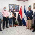 nicaragua, recibimiento, autoridades, embajador de mexico