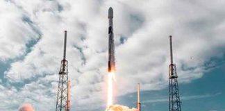 ciencia, spacex, lanzamiento, satelites, starlink