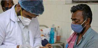 salud, india, hongo negro, sintomas, contagios