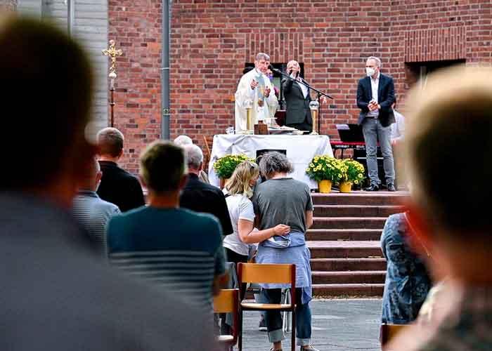 Alemania, sacerdote, pareja del mismo sexo, bendiciones,