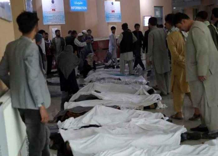 afganistan, explosion, mezquita, muertos, autoridades,