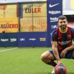 sergio, agüero, futbol, barcelona,