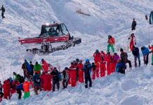 europa, alpes franceses, fallecidos, avalanchas, nieve, medios locales,