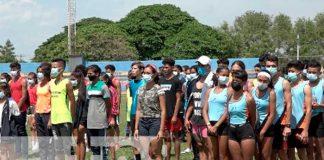 nicaragua, managua, federacion de atletismo, campeonato, organizacion,