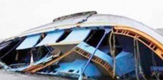 nigeria, desparecidos, naufragio, barco, personas, autoridades,